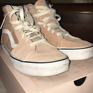 Vans Dusty Rose Sk8-Hi